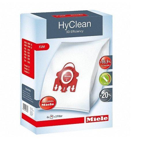 Miele porzsák FJM HyClean 3D 09153490 9917710 (Szín: piros)