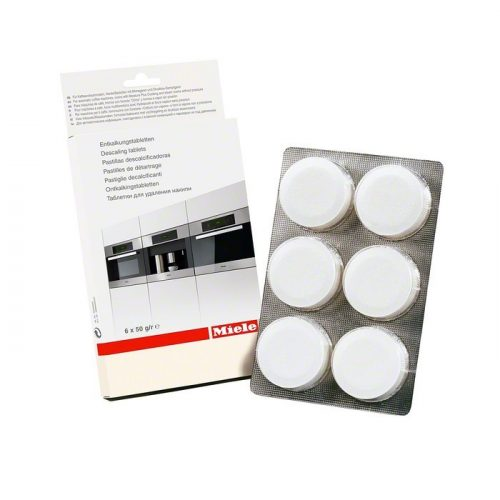 Miele vízkőmentesítő tabletta 6db 10178330 05626050