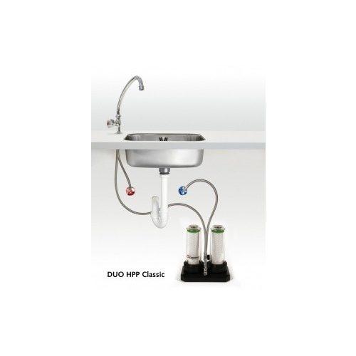 Carbonit alulszámláló szűrő DUO-HPP Classic