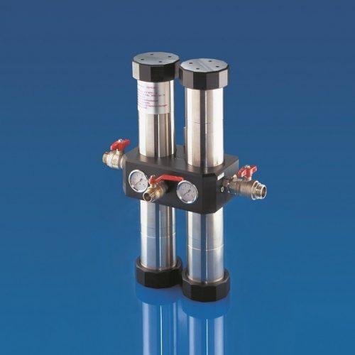 Carbonit Quadro vízbeszívó rendszer 120 R / L