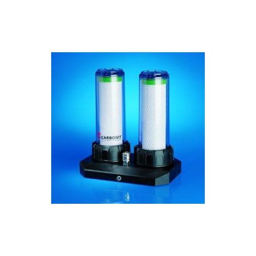 Carbonit alulszámláló szűrő DUO-HP konyha