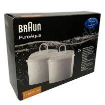 A Braun vízszűrő BRSC006 PureAqua helyettesíti a KWF2-t