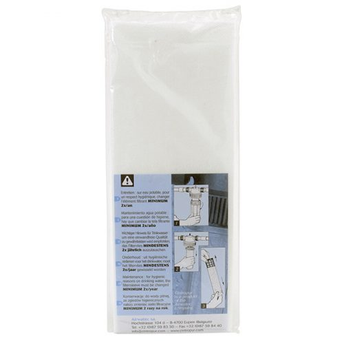 Cintropur Filter Fleece szett NW25-hez (5 db)
