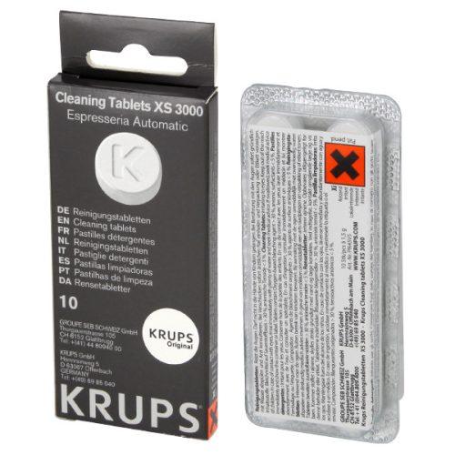 Krups tisztító tabletta XS3000