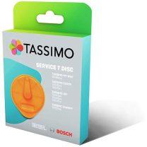 """Tassimo szerviz T-DISC """"B"""" narancs 576837 624088 632396 17001491"""