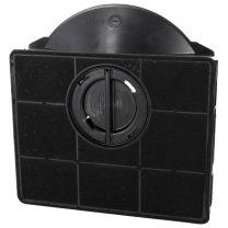 A Filtronix aktív szénszűrő alternatívája a Wpro CHF303, 481281718532, 303-as típushoz