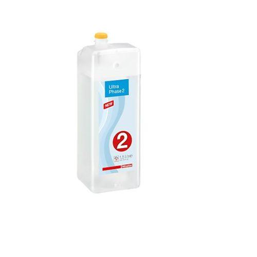 Miele patron UltraPhase 2, 1,5 literes kétrészes, színezett és fehér ruhákhoz 10243340 mosószer