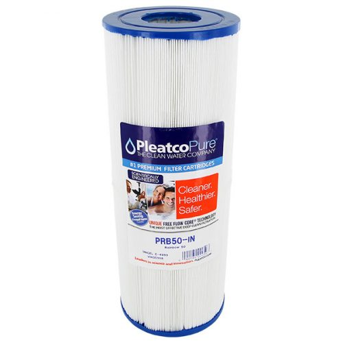 Pleatco tiszta vízszűrő PRB50-IN