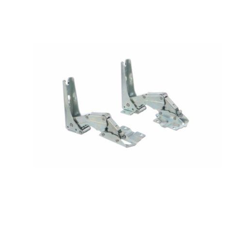 Bosch zsanér KD-zsanér készlet, felső és alsó, korlátozó pin: 173630, 00492680