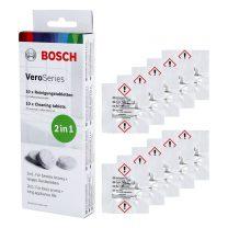 Bosch tisztító tabletták TCZ8001N 2in1