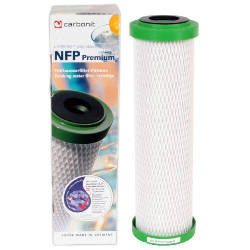 Carbonit NFP Premium Monoblock vízszűrő patron