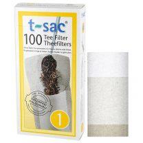 T-sac Tea szűrő Gr. 1 (100 db)