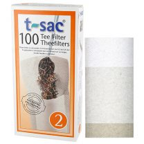 T-sac Tea szűrő Gr. 2 (100 db)