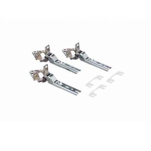 3 db Bosch Siemens hűtőszekrény zsanér 268699
