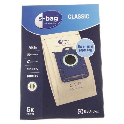 Electrolux s-bag® Classic E 200S porzsák 900084481 (5 db)