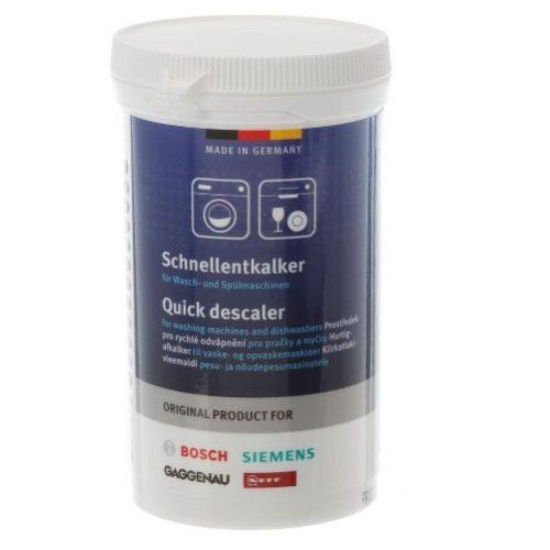 Bosch, Siemens vízkőmentesítő