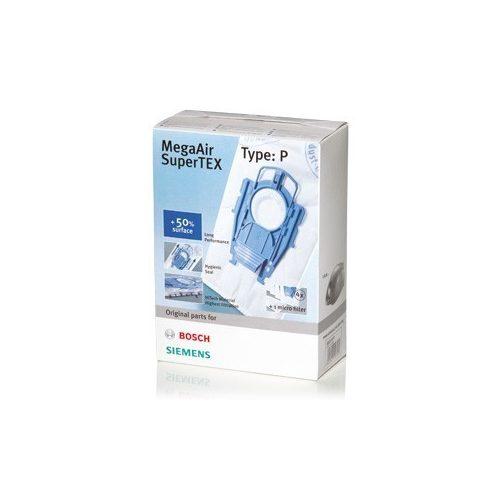 Bosch, Siemens porzsák SuperTEX P / BBZ41FP típus, VZ41AFP 468264