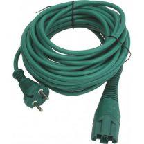 Zöld kábel 10 m 2x0M.75 mm