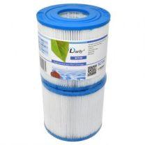 WF-13DY Darlly® Whirlpool szűrőkészlet 2x 40352-vel (helyettesíti a Pleatco PRB17SF, SC726, C-4401, 817-3510)
