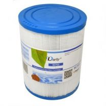 WF-51DY Darlly® Whirlpool Filter 52511 (Jazzi Filter 1, SC752, BL25, Jazzi Hot Tub Filter, Modulan, Sumec Medea helyettesíti)